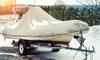 winterized cover boat