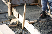 footings for cement