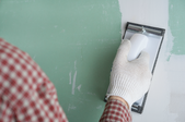 How to Tape Drywall with Fiberglass Tape