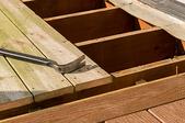 How to Make a Diagonal Deck Pattern
