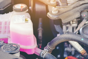 How to Fix Coolant Reservoir Tank Leaks