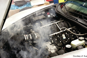 a car Cooling System