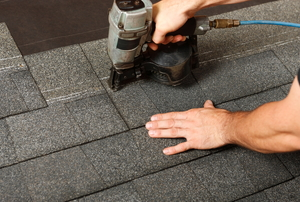Applying Roof Shingles