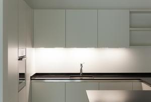 hard-wired under cabinet lights