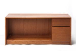 veneered cabinet
