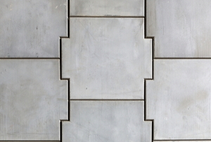tiled concrete