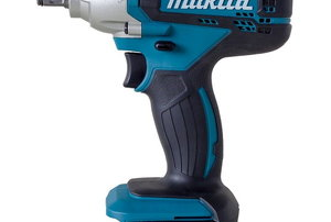 An impact wrench.