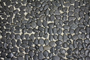 pebble flooring
