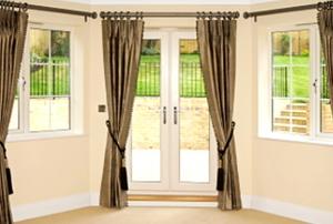 fancy door interior decorating nice