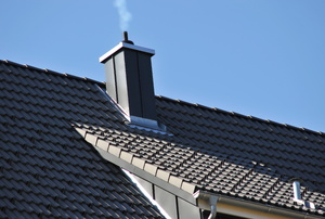 rooftop chimney