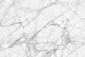 A marble floor.