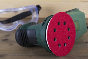 Selecting the Right Power Sander for the Job