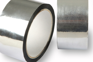 two rolls of insulating foil tape