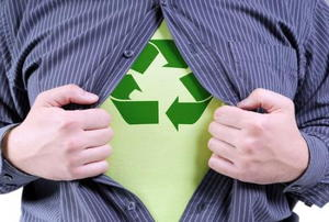 You Recycle Everything Else -- Why Not Your Clothes?