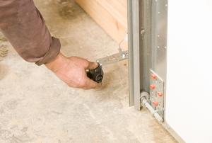 Adjusting Garage Door Opener Safety Reverse Sensor