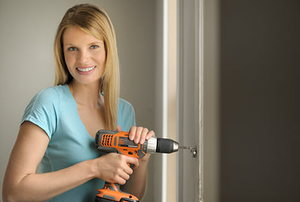 Women in home improvement
