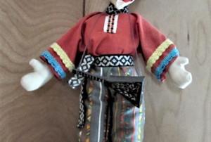 A doll.