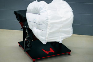 an expanded Airbag