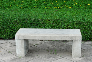 A bench.