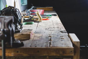 How to Set Up a Woodworking Shop in Your Home