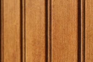 brown beadboard