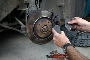 Repair Brake Rotor: How to Resurface a Brake Rotor
