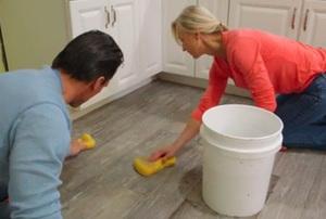 Laying Ceramic Tiles 1