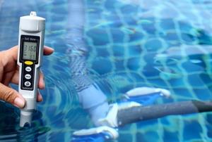 a pool sensor