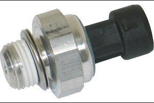 An oil pressure sensor belonging to a Corvette.