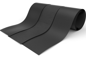 roll of neoprene fabric