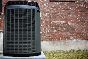 An HVAC system.