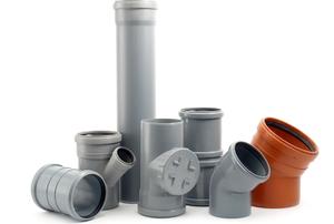 Variety of plumbing fixtures