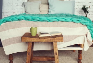 8 Steps to Making Your Bed Extra Cozy This Winter