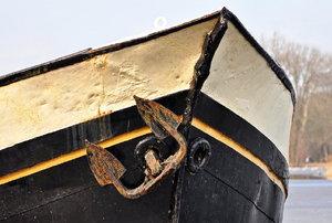 a Boat Hull