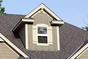 A roof truss.