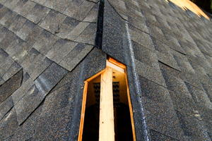 Attic/Roof Ventilation - Installing a Ridge Vent