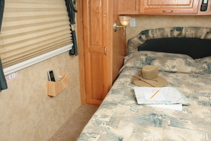 How to (Safely and Securely) Mount Things on Your RV Wall