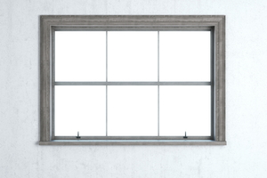 How to Repair Interior Window Trim Around Window Frames