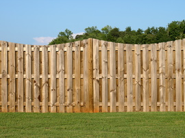 About Wood Fencing