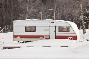 6 Steps to Winterize Your RV's Plumbing System