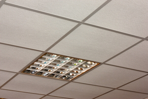 Suspended Ceilings 10 - Installing the Panels