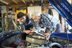 Father's Day Gift Guide for the Car-Obsessed Dad