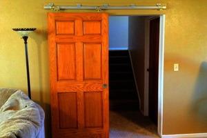 Trending Now: The Interior Sliding Barn Door