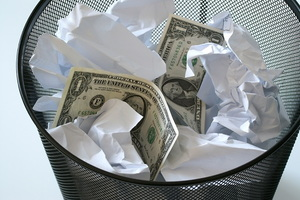 6 Ways You're Throwing Money Away by Not Going Green