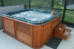 How to Apply Chlorine Shock to Your Hot Tub
