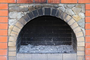 Cleaning Stone Fireplace Fronts