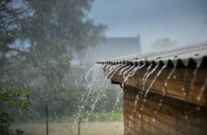 How to Prep Your House for Rain