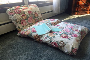 DIY a Portable Child's Bed