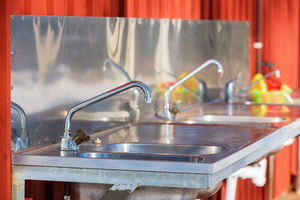 How to Install Plumbing for an Outdoor Kitchen