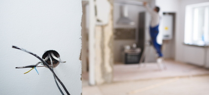 Hot topics tips for running wire through existing walls - How to fish wire through exterior wall ...